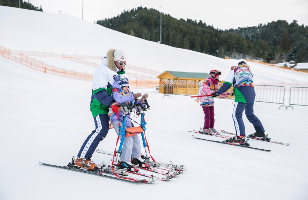 Участвовать в программе Лыжи мечты в Воронеже