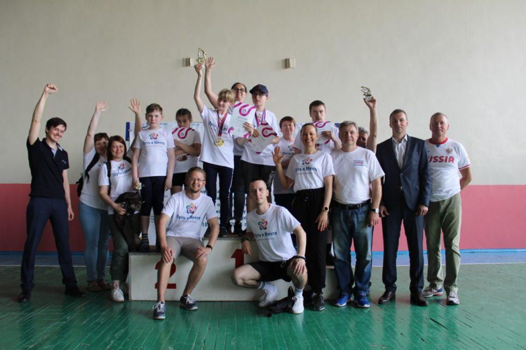 Воронежцы завоевали четыре «золота» Специальной Олимпиады